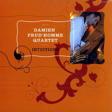 Damien Prud'hommeAlbum Intuitions